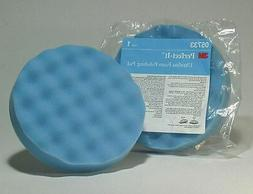 3M Polishing Pad With Waffle Face, 8 In, Foam - 5733