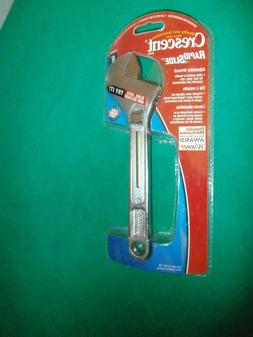 CRESCENT RAPID SLIDE 8 INCH ADJUSTABLE WRENCH NEW IN PACKAGE