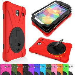 Rotating Case Cover Protection For Samsung Galaxy Tab E 8.0