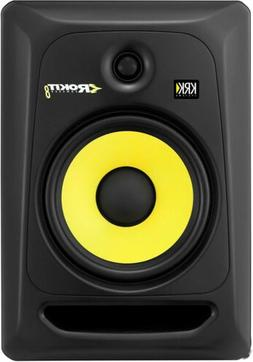 "KRK RP8G3 ROKIT 8 G3 8"" 2-Way Powered Studio Monitor, Black"
