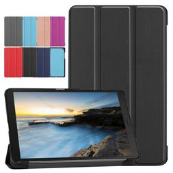 For Samsung Galaxy Tab A 8.0 2019 8 inch Tablet Case Leather