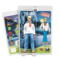 Scooby Doo 8 Inch Retro Style Action Figures Series 1: Fred