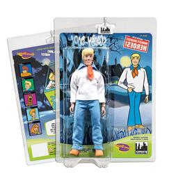 Scooby Doo 8 Inch Retro Style Action Figures Series: Scooby