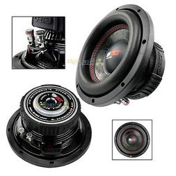 "DS18 SLC-8S 8"" Inch Subwoofer 400 Watts Max Power 4 Ohm Sub"