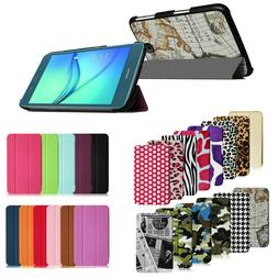 Slim PU Leather Case Slim Cover For Samsung Galaxy Tab A 8-i