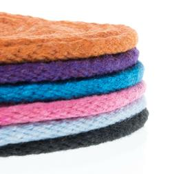 Solid Braid Poly Cotton Rope – 3/8, 1/4, 3/16, and 1/8 Inc