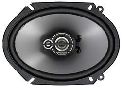 Clarion SRG6833C 300-Watt 6 x 8 Inches Good Series Custom Fi
