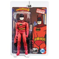 super friends 8 inch retro style action