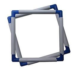 BaouRouge' Universal Clip Frame for Embroidery, Quilting, Cr