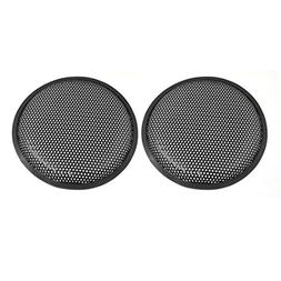 uxcell 8 Inch Car Subwoofer Grill Speaker Cover Protector Gu