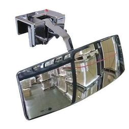 GRAINGER APPROVED Vehicle Rear View Mirror,2x8 In, 1CZB7