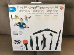 Wii Sports Pack 8 in 1 for Wii Sports Resort - New Unused in
