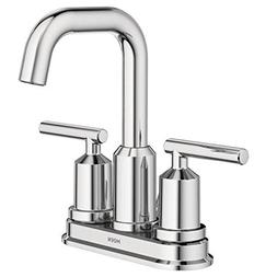 Moen WS84228 Gibson Two-Handle High Arc Bathroom Faucet, Chr